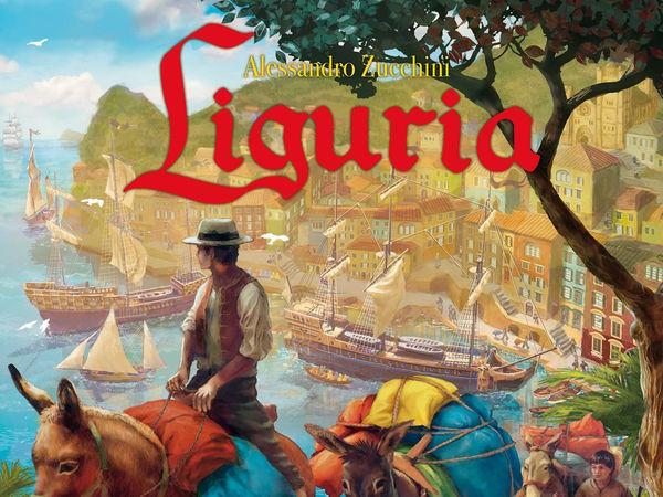 Bild zu Alle Brettspiele-Spiel Liguria