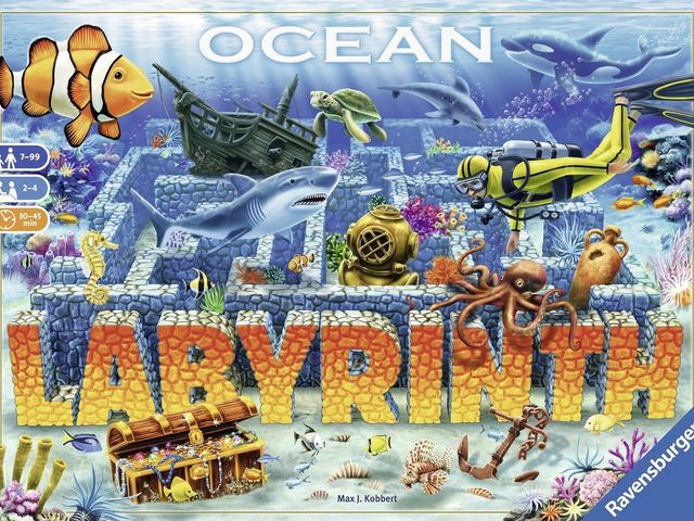 Ocean Labyrinth Bild 1