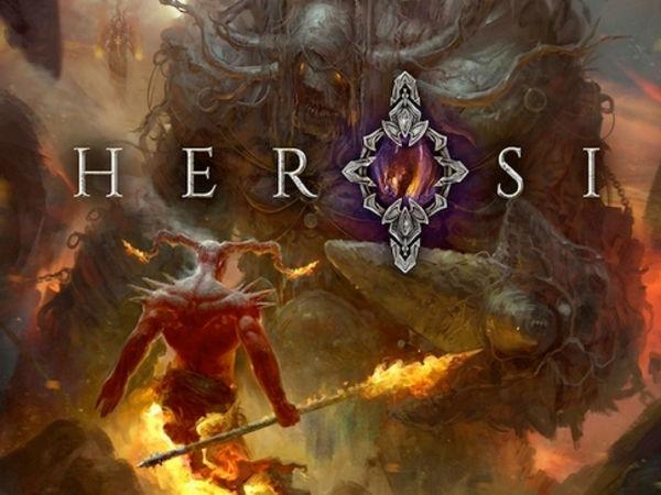 Bild zu Alle Brettspiele-Spiel Heroes: Zorn der Elemente