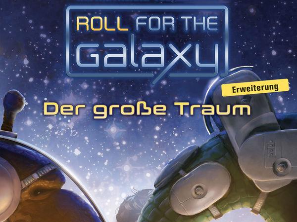 Bild zu Alle Brettspiele-Spiel Roll for the Galaxy: Der große Traum