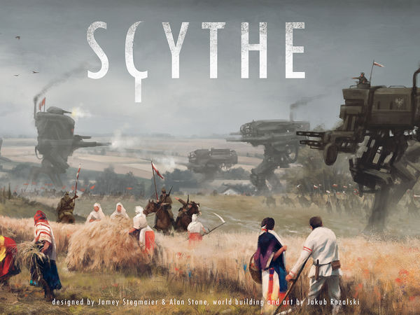 Bild zu Alle Brettspiele-Spiel Scythe