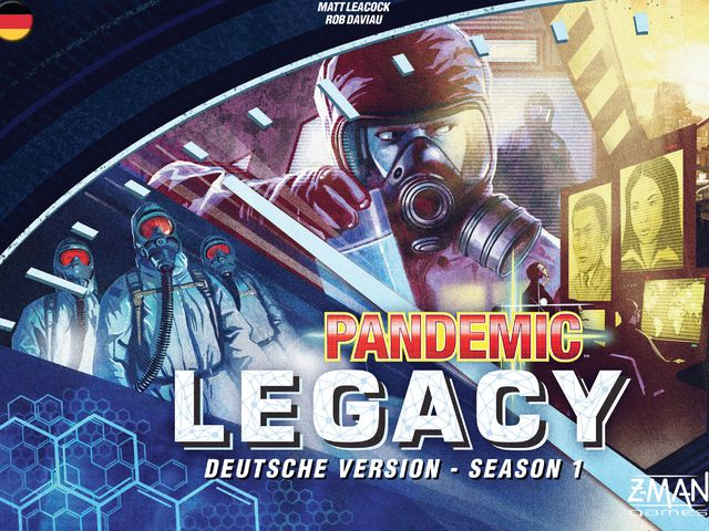 Pandemic Legacy - Season 1 Bild 1