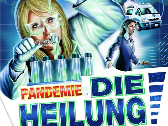 Pandemie: Die Heilung Bild 1