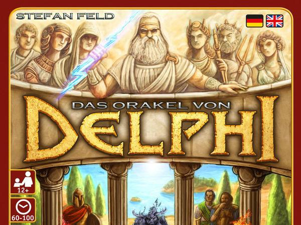 Bild zu Alle Brettspiele-Spiel Das Orakel von Delphi