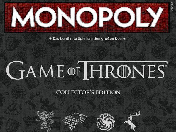 Bild zu Alle Brettspiele-Spiel Monopoly: Game of Thrones