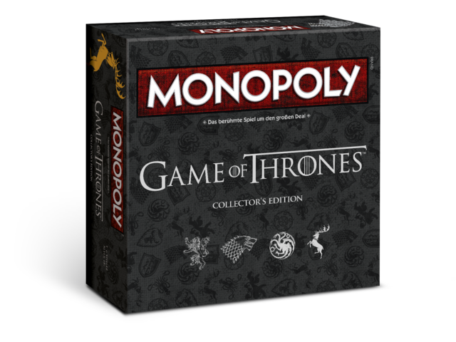 Monopoly: Game of Thrones Bild 1