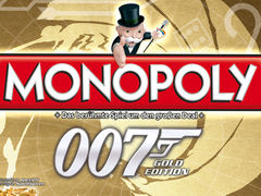 Monopoly: James Bond 007 - Gold-Edition