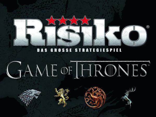 Bild zu Alle Brettspiele-Spiel Risiko: Game of Thrones