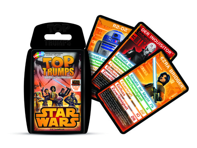 Top Trumps: Star Wars Rebels Bild 1