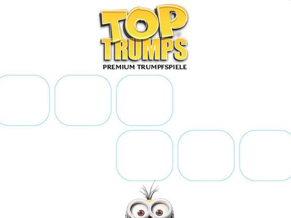 Bild zu Alle Brettspiele-Spiel Top Trumps: Minions