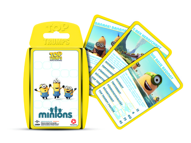Top Trumps: Minions Bild 1