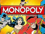 Vorschaubild zu Spiel Monopoly: DC (Comic) Original