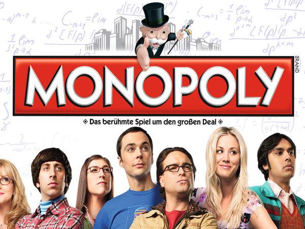 Bild zu Alle Brettspiele-Spiel Monopoly: Big Bang Theory