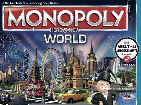 Monopoly: World