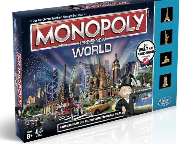 Monopoly: World Bild 1
