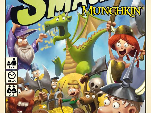 Smash Up: Munchkin Bild 1