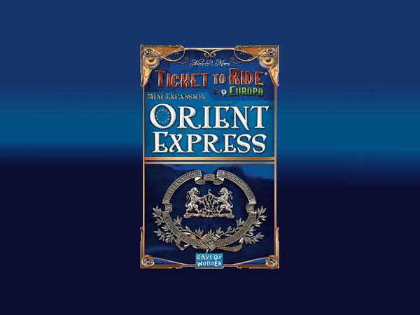 Bild zu Alle Brettspiele-Spiel Zug um Zug: Orient Express