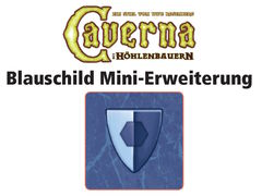 Caverna: Blauschild Mini-Erweiterung