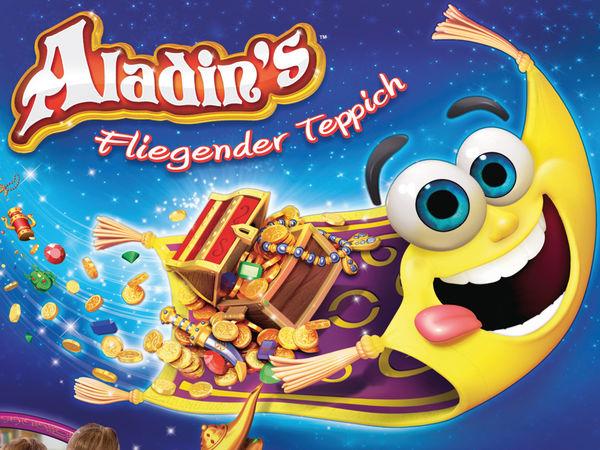 Bild zu Alle Brettspiele-Spiel Aladin's fliegenden Teppich