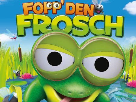 Fopp den Frosch