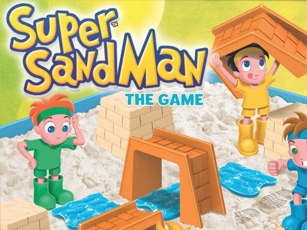 Bild zu Alle Brettspiele-Spiel Super Sandman: The Game