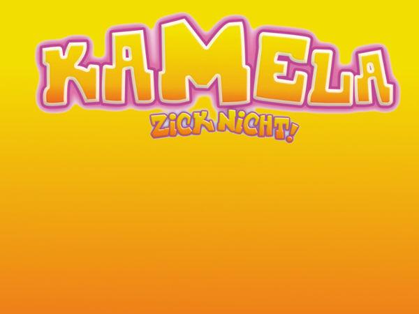 Bild zu Alle Brettspiele-Spiel Kamela zick nicht!