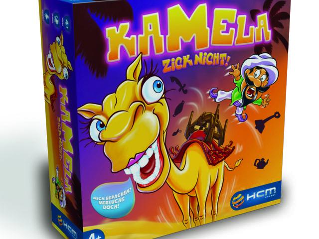 Kamela zick nicht! Bild 1