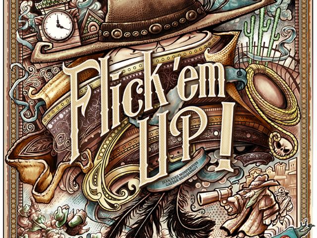 Flick 'em Up! Bild 1