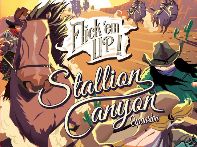 Flick 'em Up! Stallion Canyon Bild 1