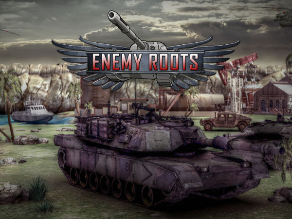 Bild zu Strategie-Spiel Enemy Roots