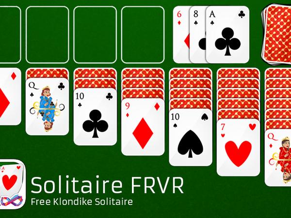 Bild zu Denken-Spiel Solitaire FRVR