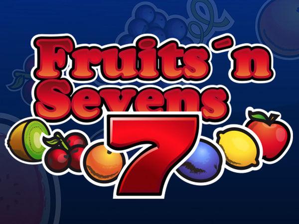 Bild zu Jackpot-Spiel Fruits 'n Seven