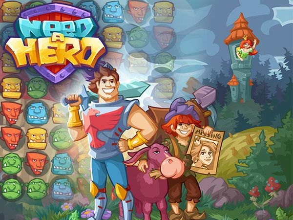 Bild zu Action-Spiel Need A Hero