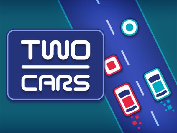 Bild zu Geschick-Spiel Two Cars