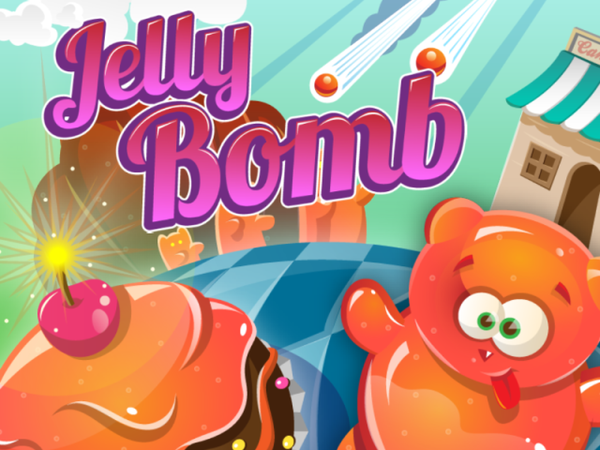 Bild zu Denken-Spiel Jelly Bomb