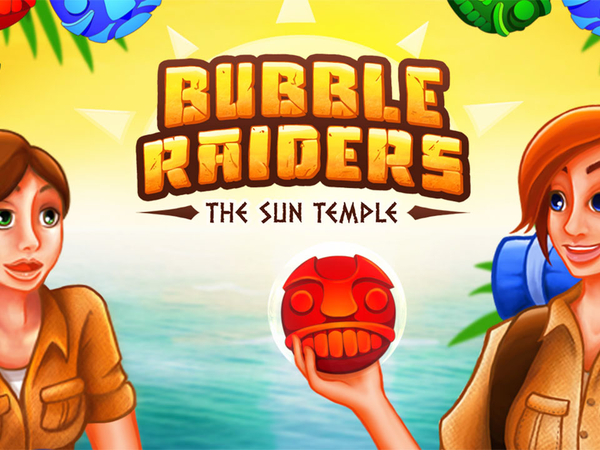 Bild zu Strategie-Spiel Bubble Raiders