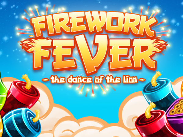Bild zu HTML5-Spiel Firework Fever - The Dance of Lion