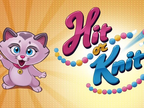Bild zu Geschick-Spiel Hit or Knit