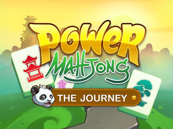 Bild zu Karten & Brett-Spiel Power Mahjong - The Journey