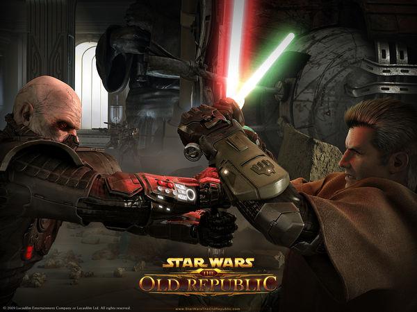 Bild zu Rollenspiele-Spiel Star Wars - The Old Republic