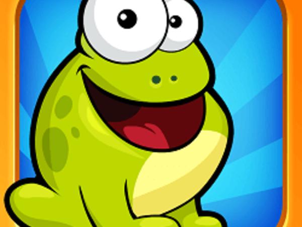 Bild zu Geschick-Spiel Tap the Frog