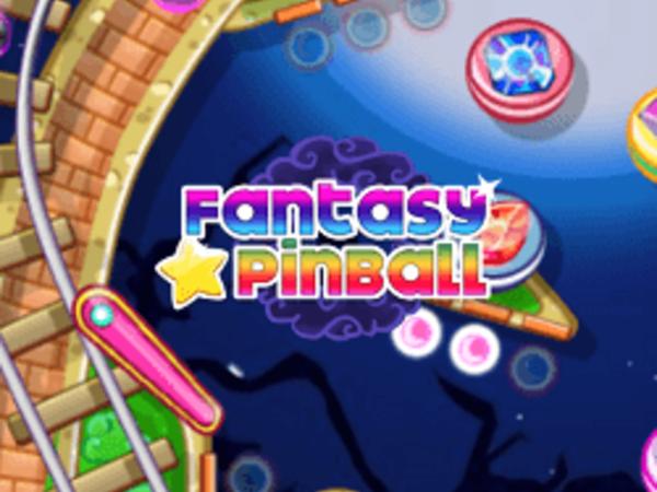 Bild zu Mädchen-Spiel Fantasy Star Pinball