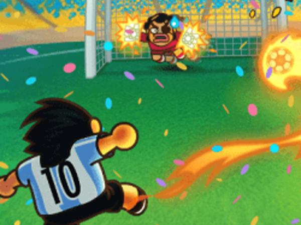 Bild zu Sport-Spiel Foot Chinko