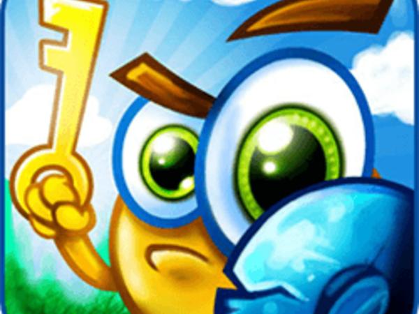 Bild zu Geschick-Spiel Key & Shield