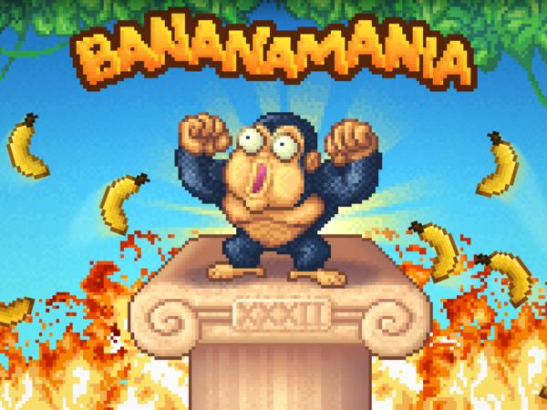 Bild zu Action-Spiel Bananamania