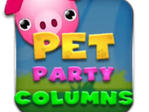 Bild zu Denken-Spiel Pet Party Columns