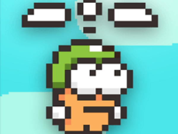 Bild zu Geschick-Spiel Swing Copters