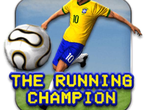 Bild zu Geschick-Spiel Running Soccer