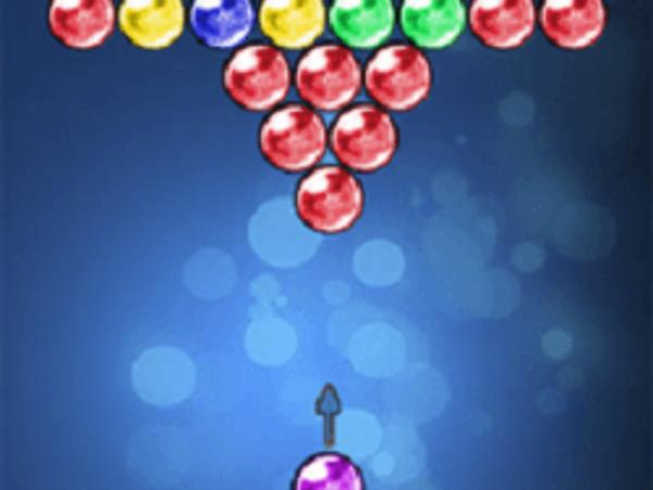 Bild zu Denken-Spiel Bubble Shooter HD