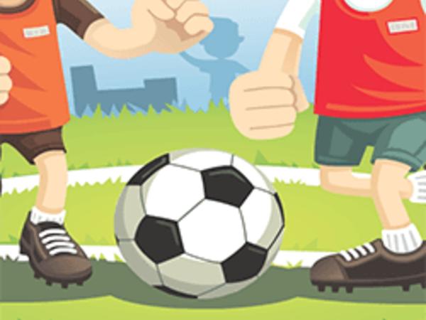 Bild zu Sport-Spiel Goal! Goal! Goal!